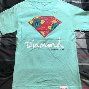 Diamond supply co. shirt